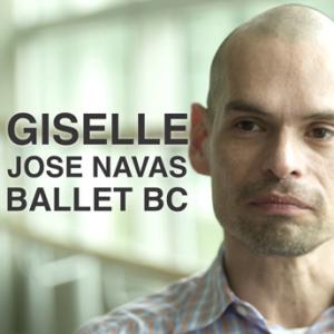 GISELLE JOSÉ NAVAS - BALLET BC