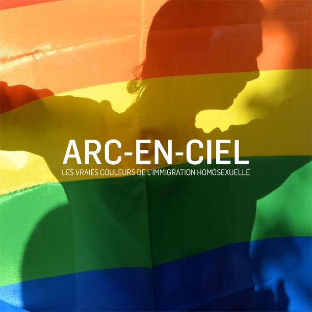 Arc-en-ciel Immigration Homosexuelle